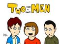 Two and a half Men - two-and-a-half-men fan art