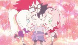 Sasuke's Fangirls