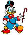 Scrooge clip-art