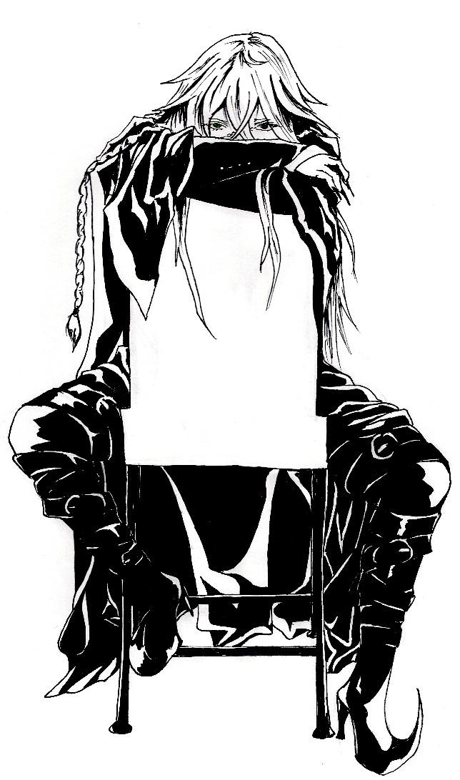 pin undertaker black butler cosplay cake on pinterest. Black Bedroom Furniture Sets. Home Design Ideas