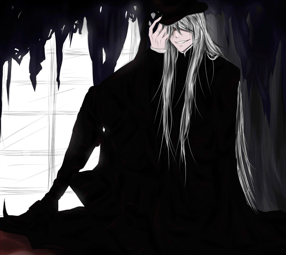 undertaker black butler images undertaker hd wallpaper and