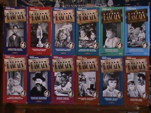 Little Rascals VHS Collection