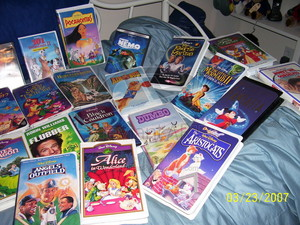 ディズニー VHS Collection