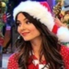 Victoria Justice Foto with a portrait titled Victorious