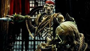 Spinal: Ancient skeletal warrior