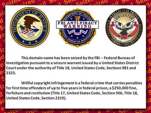 视频分享 壁纸 called Seized 由 the FBI