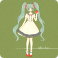 Hatsune Miku - vocaloids photo