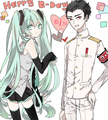 Dangan Ronpa x Vocaloid Crossover - vocaloids photo