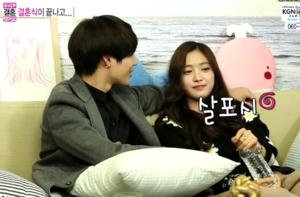 ♛ Taemin and Naeun ♛