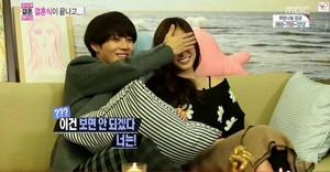 ♛ Taemin and Naeun ♛