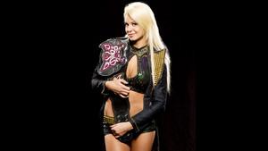 Former Divas Champion Maryse
