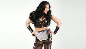 Former Divas Champion Melina