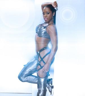 WWE Diva Naomi