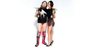 Couple of the ano 2013 - Brie Bella and Daniel Bryan