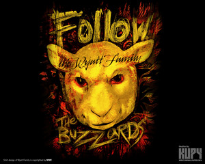 The Wyatt Family - Follow the Buzzards