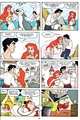 Walt Disney Movie Comics - The Little Mermaid (English Version)