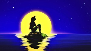 Walt Disney mga wolpeyper - The Little Mermaid