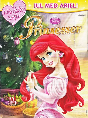 Disney Princess Magazine - December 2013 Issue