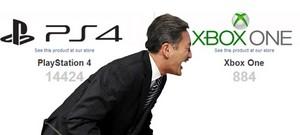 Xbox 1 vs. PS4