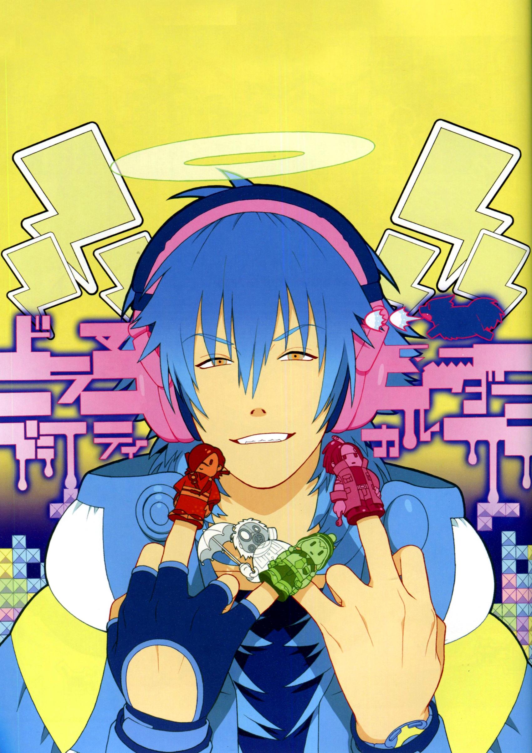 DRAMAtical Murder Image #1186312 - Zerochan Anime Image Board