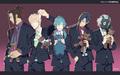 DRAMAtical Murder - yaoi wallpaper