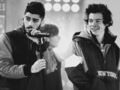 Zarry - zayn-malik fan art