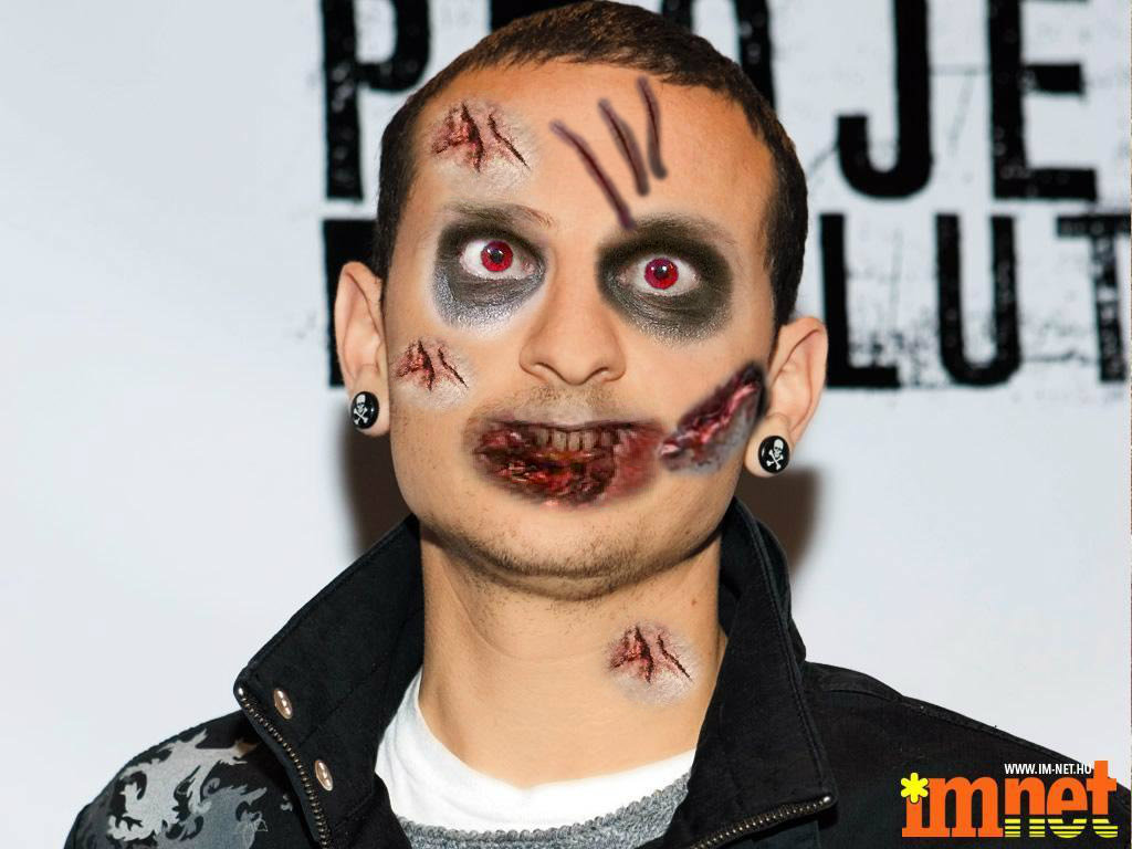 Zombie Chester!!