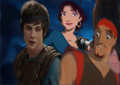 Legend of the Jacksons - disney-crossover photo