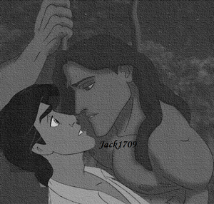 Tarzan X Eric