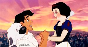 Eric x Snow White