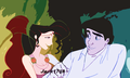 Megara x Eric - disney-crossover photo
