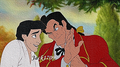 Eric x Gaston - disney-crossover photo