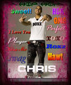 chris  my boo