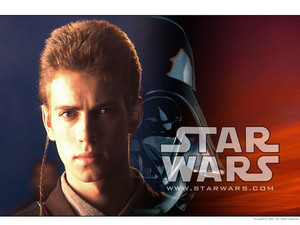 Anakin Skywalker - Attack of the Clones Wallpaper
