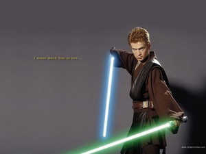 Anakin Skywalker - Attack of the Clones