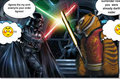master tigress vs darth vader - star-wars fan art