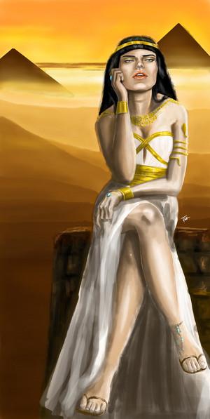 Cleopatra girl