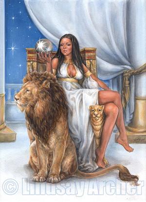 princess lion?