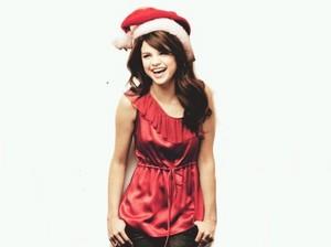 Selena Gomez 圣诞节