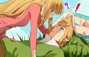 Zelda couple