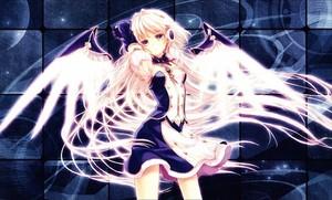 angel animê girl