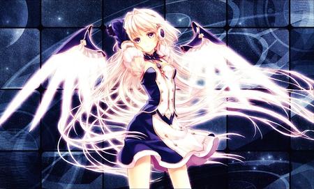 Msyugioh123 Wallpaper Titled Angel Anime Girl