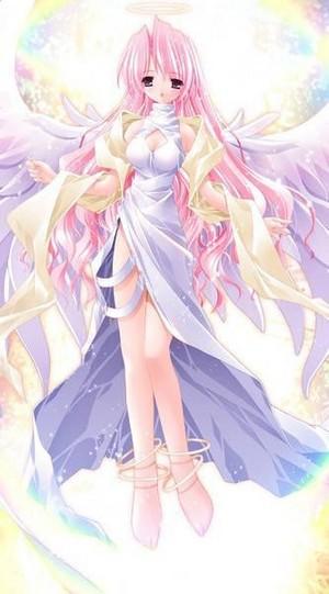 animê angel girl