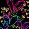 bahaghari Hearts