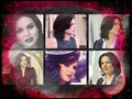 regina mills - the-evil-queen-regina-mills fan art