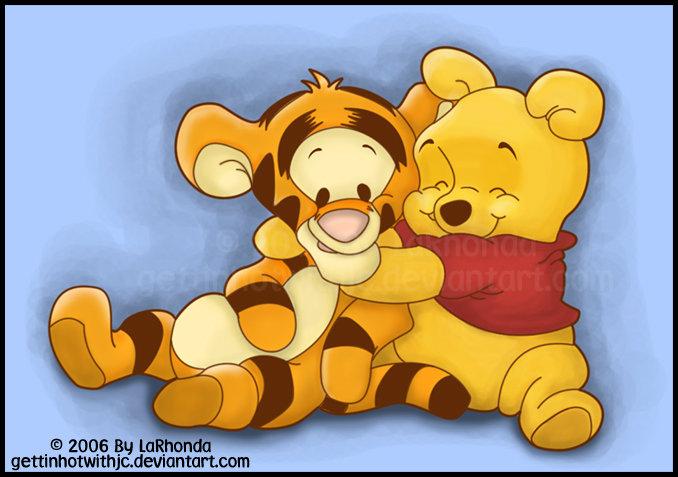 tigger n pooh