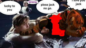 tigre, tigress and jack dawson