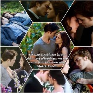 Edward and Bella mash-up