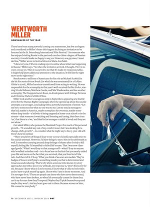 wentworth miller out magazine