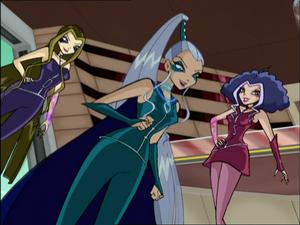 The Trix Girls
